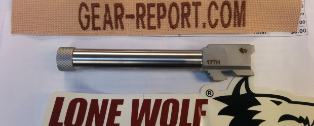 Quick questions (and answers) for the impatient : How does the Lone Wolf Distributors LWD-17TH threaded barrel fit in the Glock 17? It slid into place and performed well. Is the […]
