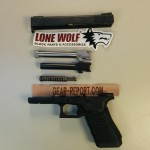 Lone Wolf Distributors Glock barrel upgrade both barrels removed