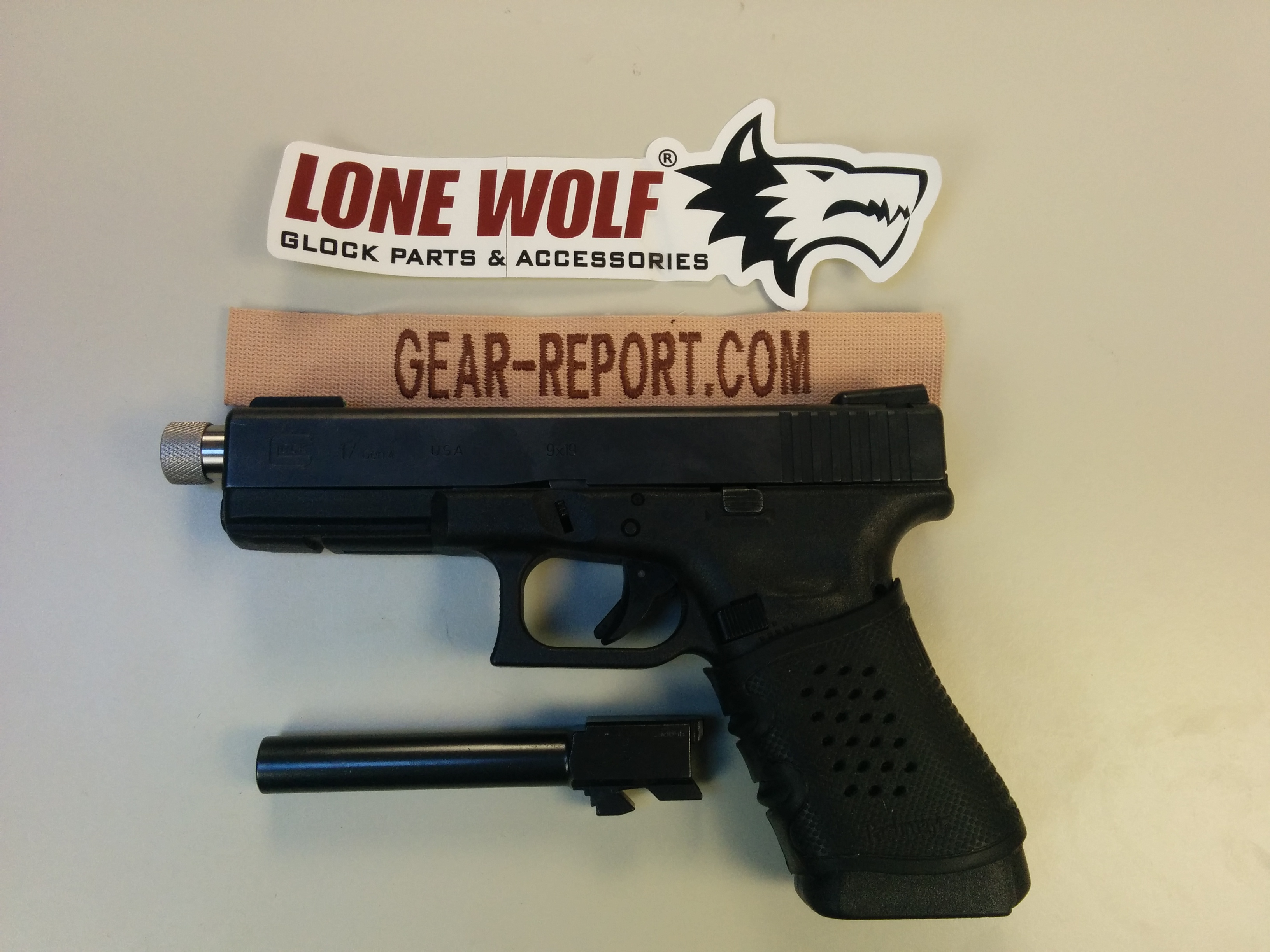 Lone Wolf Distributors LWD-17TH Threaded Glock Barrel Review