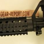mossberg 715 T Tactical .22lr rifle review video - crappy plastic quad rail