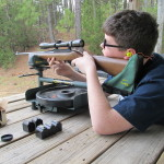 Caldwell Lead Sled Plus Recoil Reducing Rifle Rest - boy scout