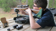 NRA and Boy Scout Shooting Instructor Bob reviews the Caldwell Lead Sled Plus Recoil Reducing Rifle Rest at the range after helping a Boy Scout complete the Rifle Shooting Merit badge. […]
