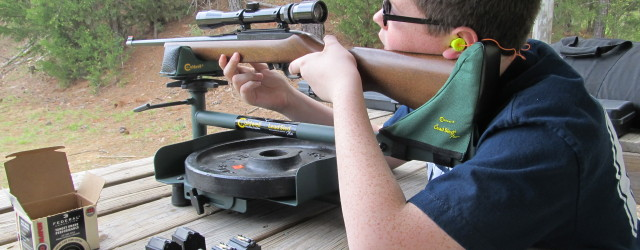 NRA and Boy Scout Shooting InstructorBob reviews the Caldwell Lead Sled Plus Recoil Reducing Rifle Rest at the range after helping a Boy Scout complete the Rifle Shooting Merit badge. […]