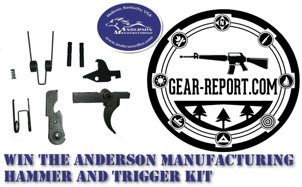 AR15 Trigger Give-a-Way Gear-Report.com