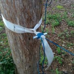 Blue Ridge Camping Hammock - tree strap