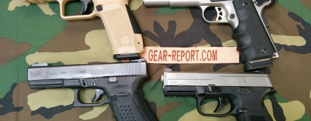 What pistols are you most interested in seeing reviewed next? We have a variety of options in the Gear Report test lab. 2 chances to win by leaving a comment: […]