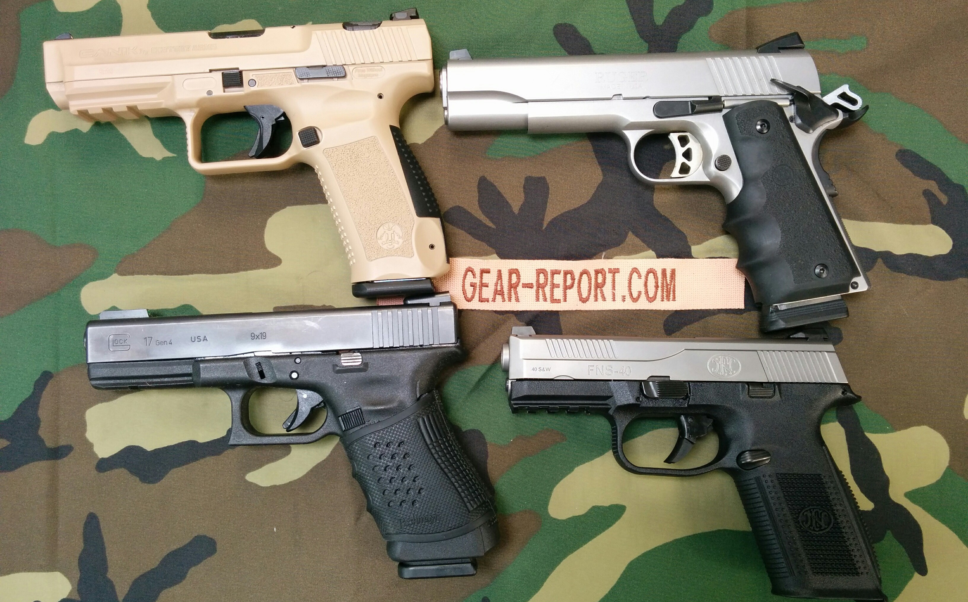 Canik TP9SF Elite - Review After 1,000 Trigger Pulls and 6 Months