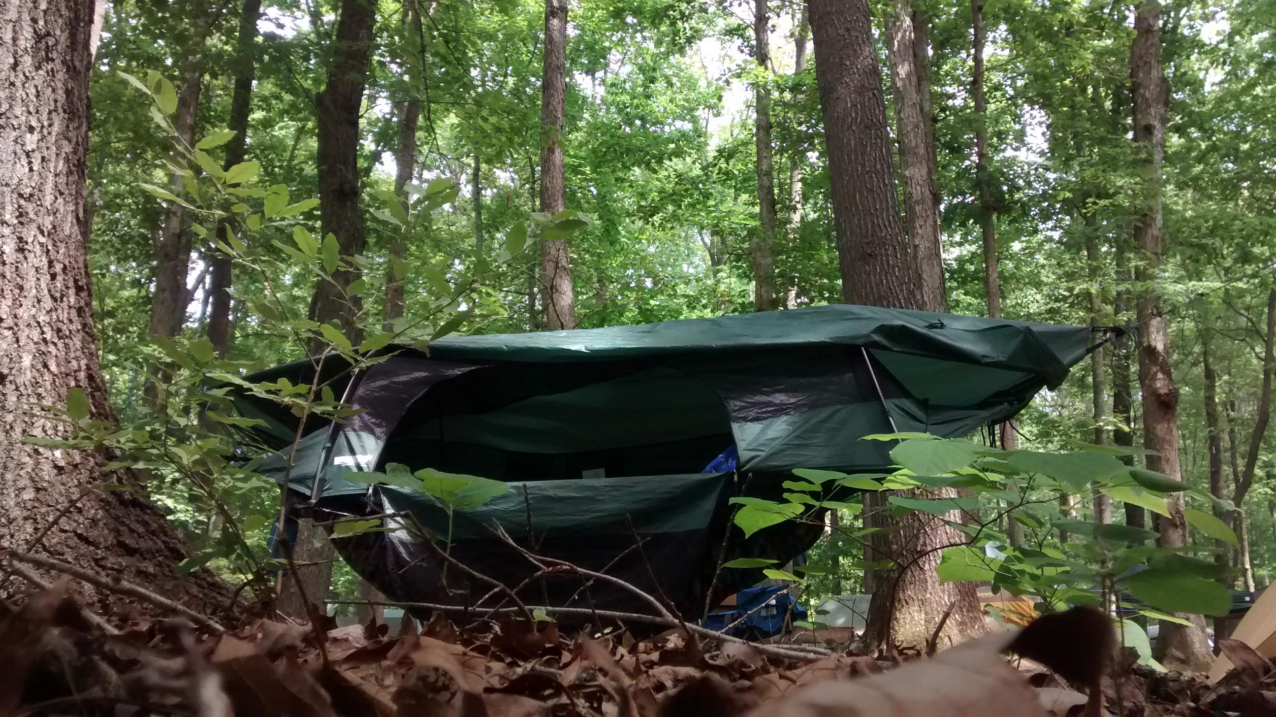 big sale 586f7 4eed0 Lawson Hammock Blue Ridge Camping Hammock Long Term Review