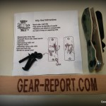 Grip-Key key organizer - instructions