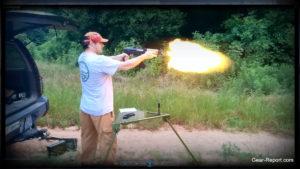 Century PAP M92 AK pistol review - fireball