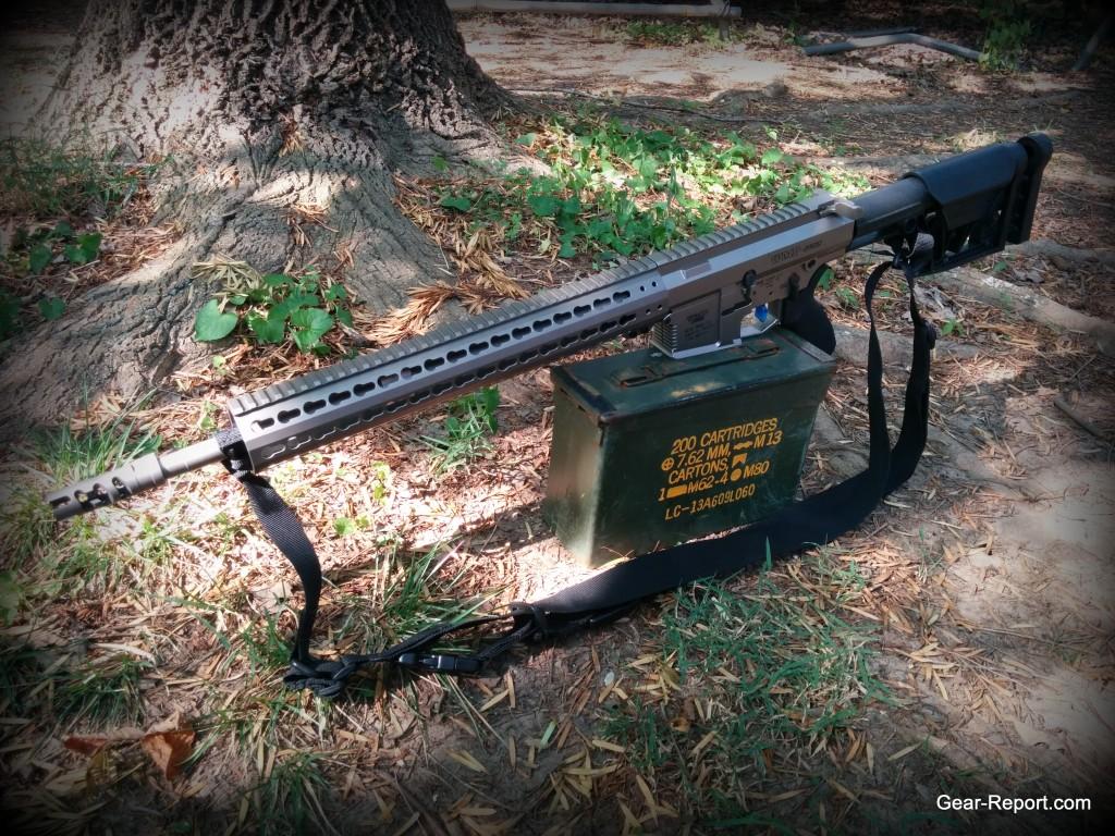 Hiperfire Hipertouch TH24 tarheel 24 trigger upgrade - WMD Guns Big Beast .308 AR10 On 7.62 ammo can