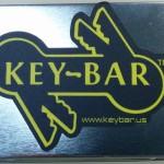 key-bar key organizer - tin