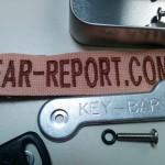 key-bar key organizer - assembly 11