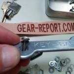 key-bar key organizer - assembly 10