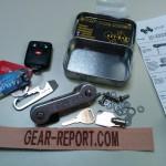 key-bar key organizer - first test fit