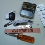 key-bar key organizer - tools required? screwdriver