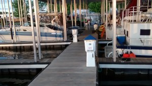 concealed carry prevented altercation - the dock