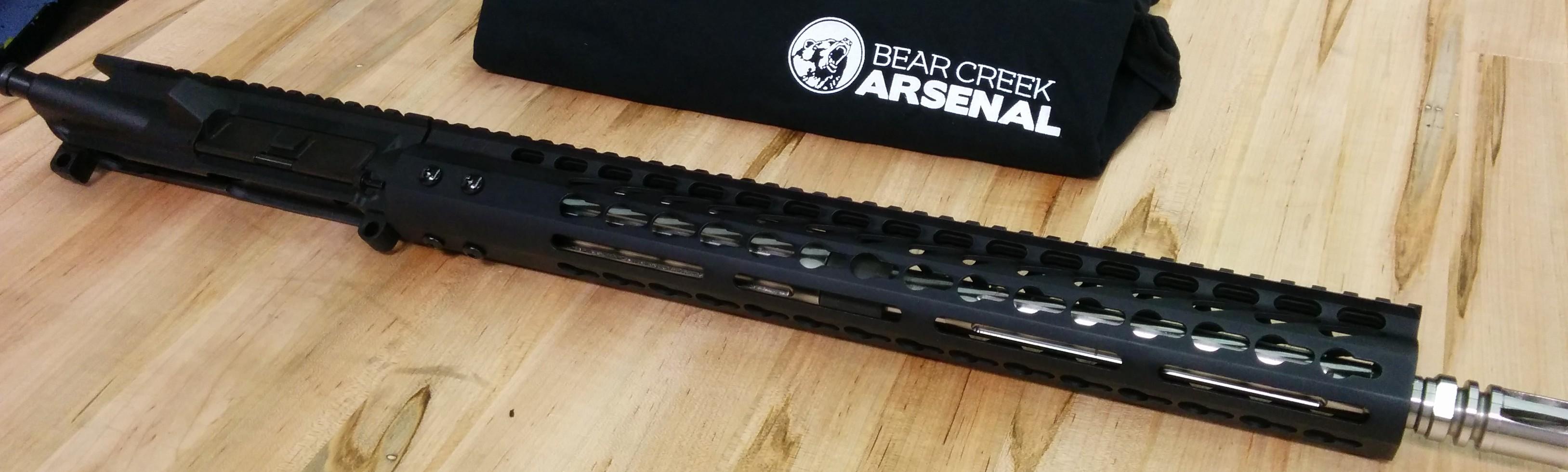 Bear Creek Arsenal Review - Gear Report Road Trip Factory Tour