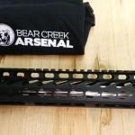 Bear Creek Arsenal visit - upper close