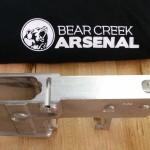 Bear Creek Arsenal visit - 80% lower