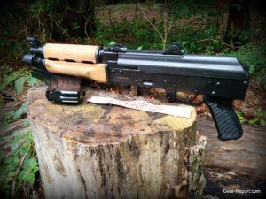 Century PAP M92 AK pistol review