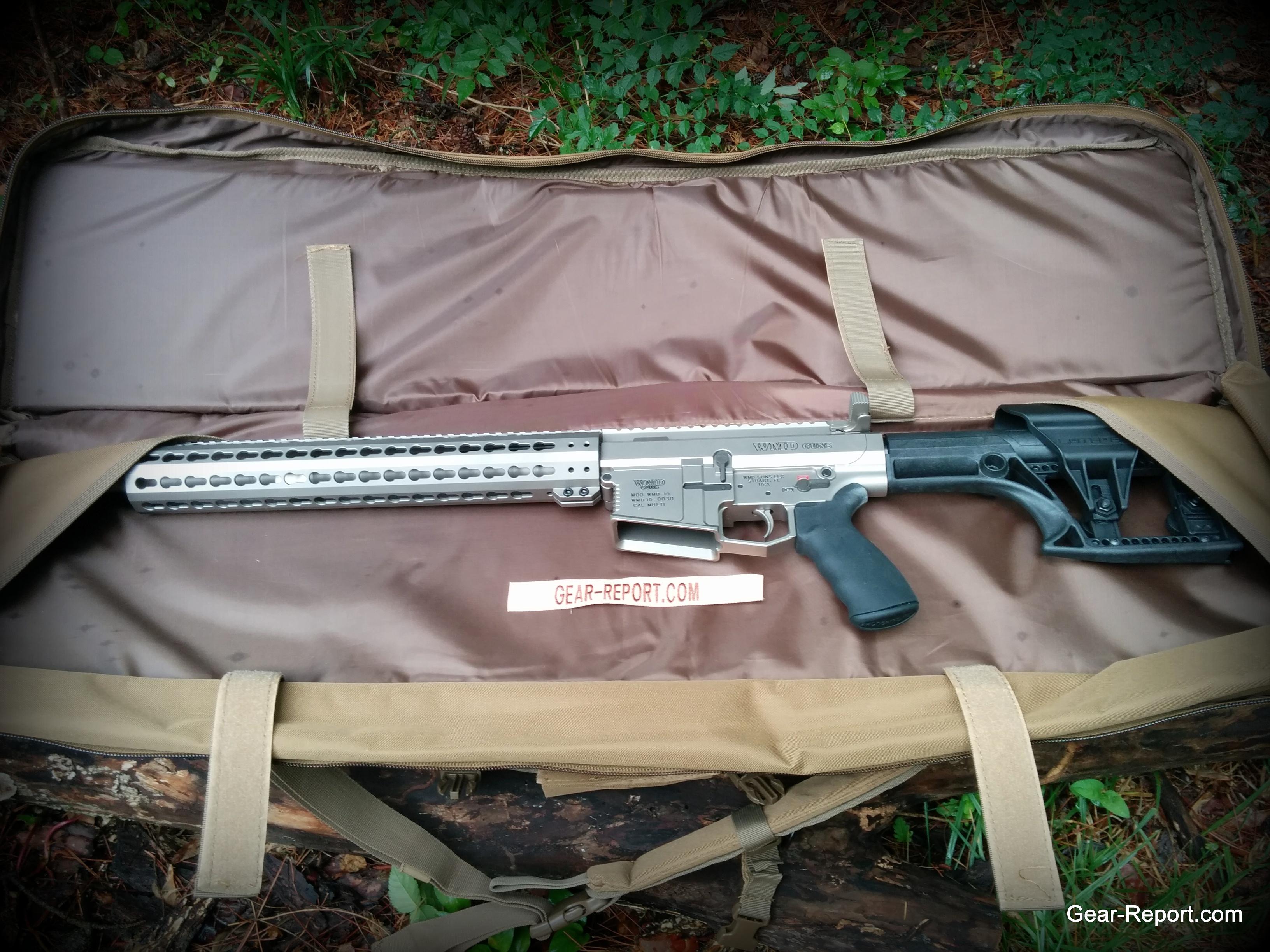 WMDGuns Big Beast AR10  308 NiB-X Coated Rifle WMD-10
