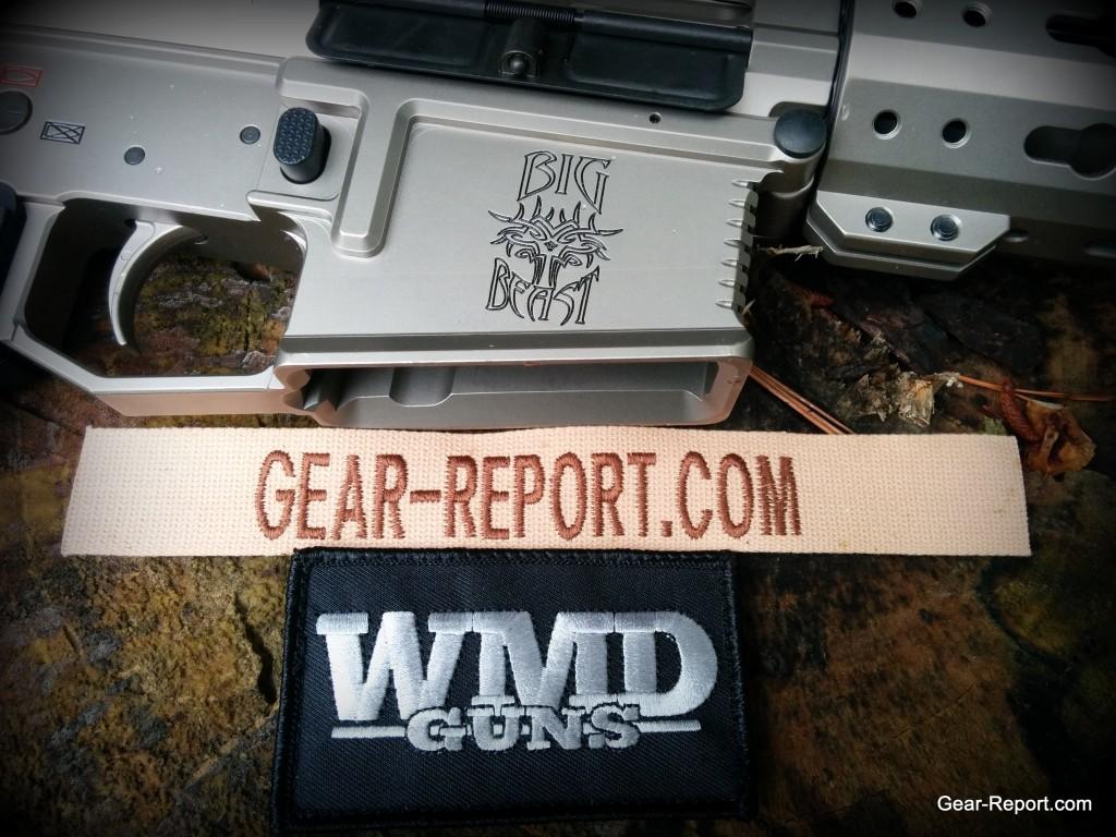 WMDguns Big Beast .308 AR10 stills lower logo