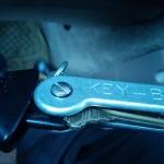key-bar key organizer - doesn't fit pre-filing