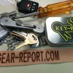 key-bar key organizer - assembly 7
