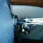 key-bar key organizer - key in ignition