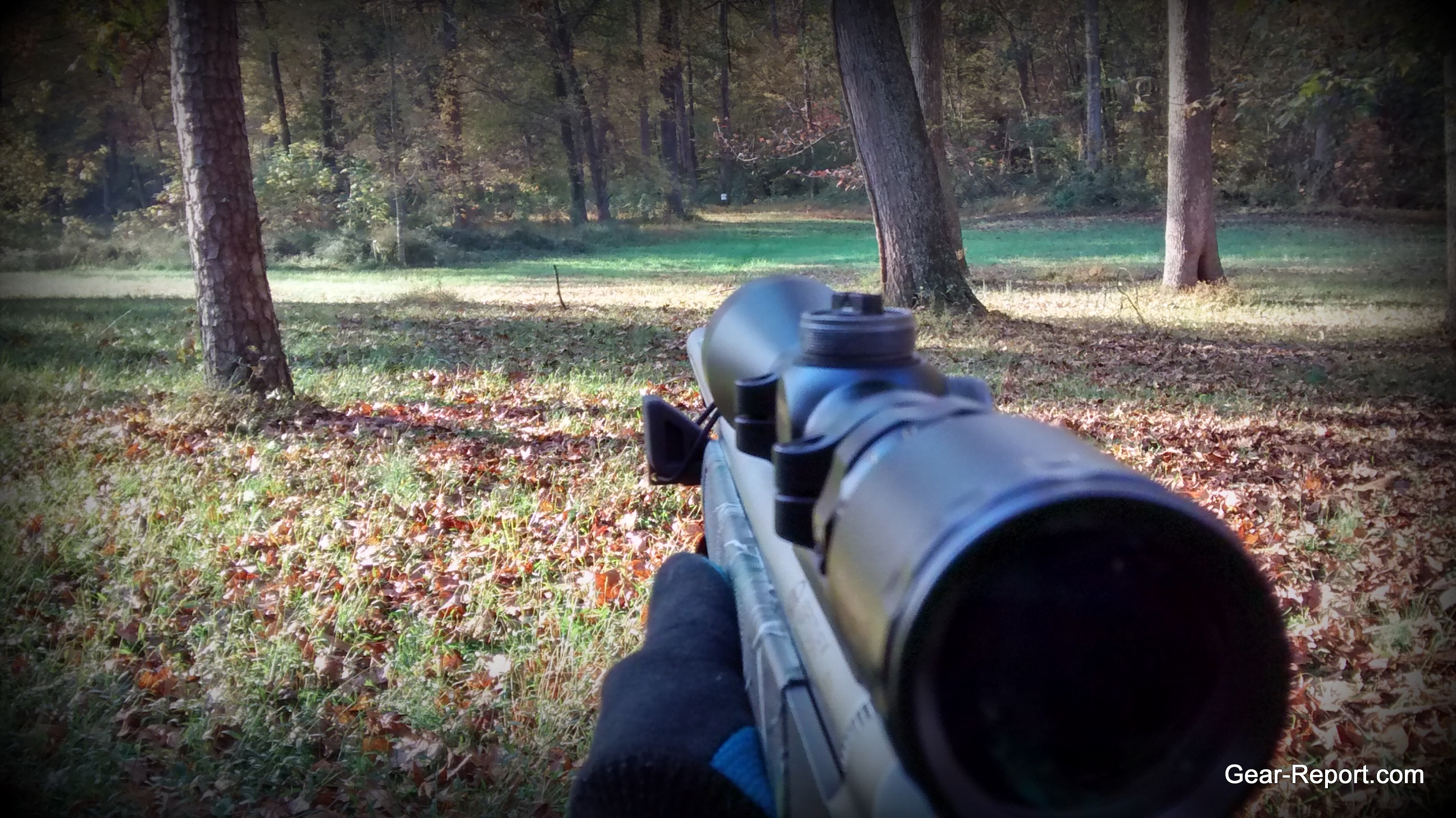 Tips for Hunting With a Black Powder Muzzle Loader Rifle
