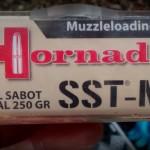 Hornady SST-M muzzle loader black powder Sabot bullets