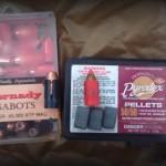 Hornady and Pyrodex muzzle loader black powder rifle load