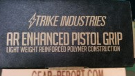 Quick Strike Industries Enhanced Pistol Grip questions (and answers) for the impatient : Does the Strike Industries Enhanced Pistol Grip fit any standard AR platform rifle? Yes, as far as […]