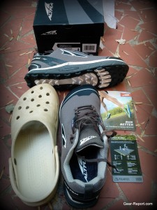 Altra Running Lone Peak 2.0 vs crocs