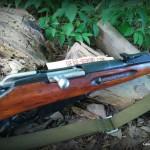 Hunting rifles Mosin Nagant profile