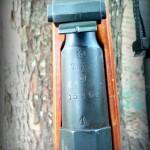 Hunting rifles Mosin Nagant Russian Hex