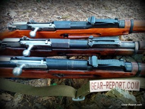 Hunting rifles Mosin Nagant Russian and Finnish rifle profiles