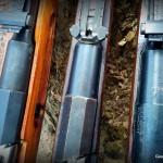 Hunting rifles Mosin Nagant receivers