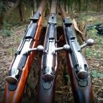 Hunting rifles Mosin Nagant bolts
