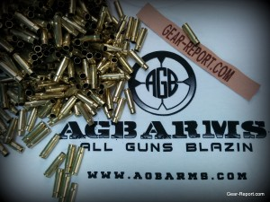 AGBarms.com 300 blackout converted brass for reloading shirt