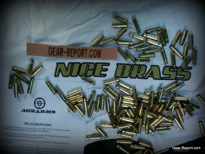 AGBarms.com 300 blackout converted brass - nice brass