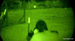 TNV/PVS-14 night Vision green shooting