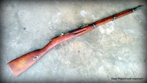 Classic 1898 Tula Mosin Nagant M91 with Finnish upgrades