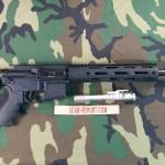 "Radical Firearms .300 Blackout 16"" upper"