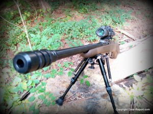 Ohuhu bipod on mosin nagant Brass Stacker Go Low Scout Mount M9130 - dovetail mount ATI Mosin nagant stock