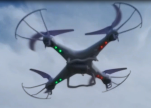 syma x5c quadcopter drone bottom