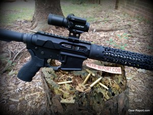 UniqueARs GibbzArms Lucid Optics M7 Newtown Firearms Bear Creek Arsenal R&J_Firearms - with Lucid 2x magnifier