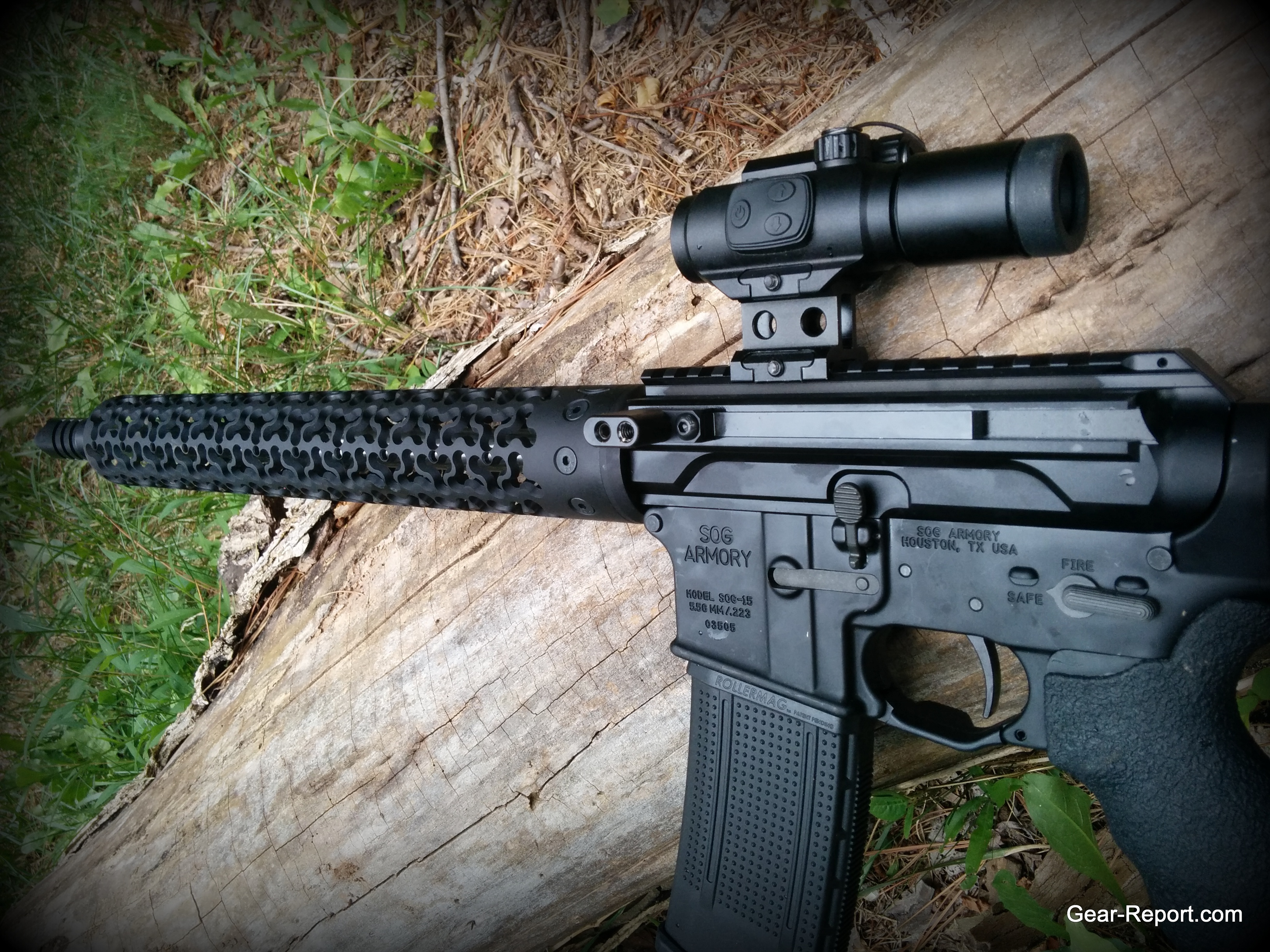 Gibbz Arms G4 Side Charging Ar15 Uppers Review Gear Report