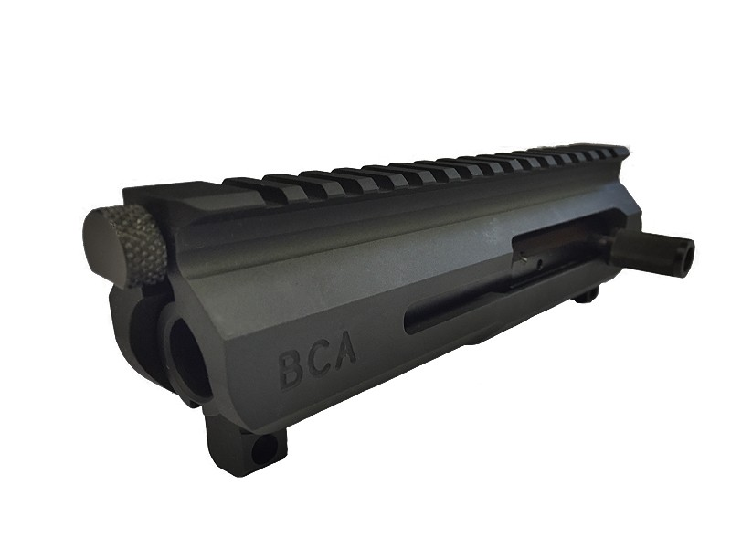 Reciprocating ejector port side charging ar15 upper receiver from bear